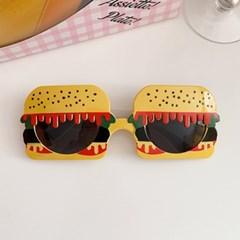 Burger Glasses 햄버거안경