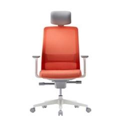 [시디즈] T40 TN400HLDA 화이트쉘 메쉬 의자