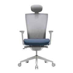 [시디즈] T50 TNB500HDA 화이트쉘 메쉬 의자