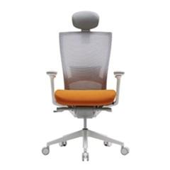 [시디즈] T50 TNB500HLDA화이트쉘 메쉬 의자