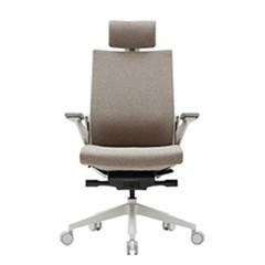 [시디즈]  TN800HLDA화이트쉘 패브릭 의자