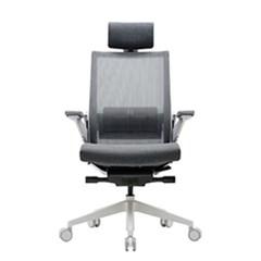[시디즈] TN800HLDA화이트쉘 메쉬등판 의자
