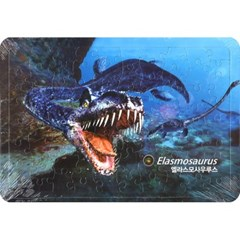 80조각 판퍼즐 - 엘라스모사우루스
