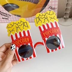 Popcorn Glasses 팝콘안경