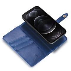 갤럭시S10 데일리 카드포켓 심플 가죽 케이스 P151_(3413150)