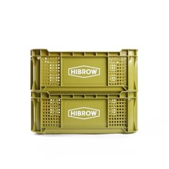 CARRIER BOX : GREEN OLIVE