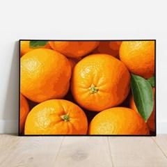 명화그리기 풍요로운 오렌지 피포페인팅 유화그림 DIY