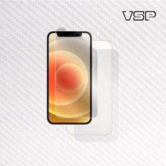 아이폰12 강화유리+반투명 카본후면 보호필름 각1매