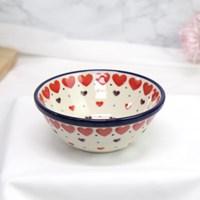 폴란드그릇 아티스티나 밥공기 밥그릇 공기 패턴2108
