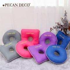 피칸데코 기능성 도넛방석 단품 원형 사각형 국내제작_(321973)