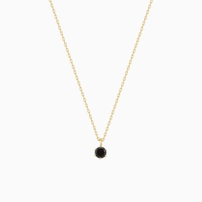 10K 1부 블랙 다이아몬드 목걸이 + 플라워 패키지