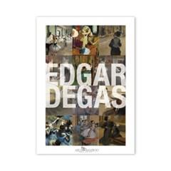 [2021 명화 캘린더] Edgar De Gas 에드가 드가 Type B