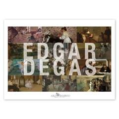 [2021 명화 캘린더] Edgar De Gas 에드가 드가 Type A