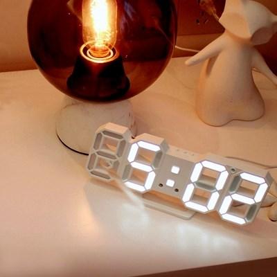 스토리셀 인테리어 무소음 LED 시계