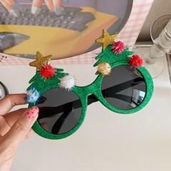 Glitter Tree Glasses 글리터트리안경