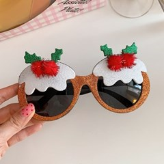Glitter Berry Glasses 글리터베리안경