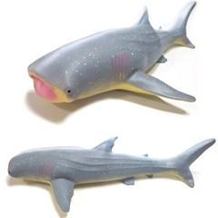 소프트 해양 (대) 고래상어 모형 피규어 교육용 완구