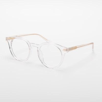 [SBKA]True-C02 투명 뿔테안경