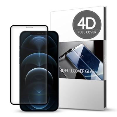 스킨즈 아이폰12프로맥스 4D 풀커버 강화유리 1매_(901240752)