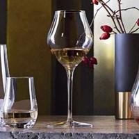 Bormioli Inalto ARTE White Wine Glass 385ml 2P