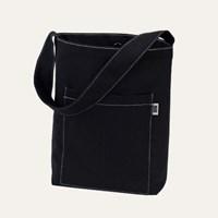 Stitch bag (black)