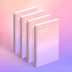 텐미닛 플래너 100DAYS - 드림 캐처 4EA