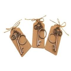 오프너 겸용 빈티지 디자인 열쇠모양 키링