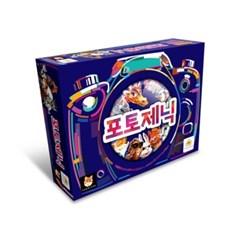 [만두게임즈] 포토제닉 보드게임 / 8세이상, 2-6명 협동