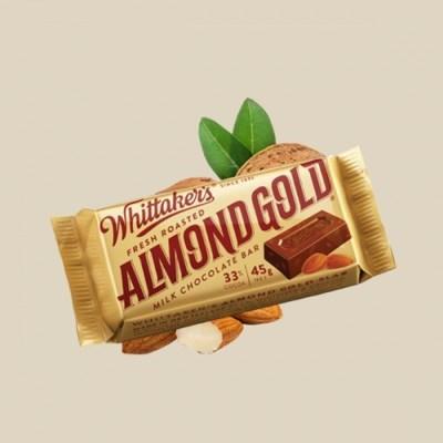 휘태커스 벽돌초콜릿 초콜릿선물 발렌타인 09_통아몬드 45gx3개