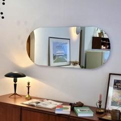 500x1200 부티퍼 마르엘 거울 [골드] - 무료배송