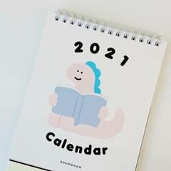 [룸룸] 2021 탁상달력
