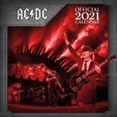 AC/DC 캘린더 2021 Calendar 달력_(1285157)