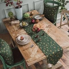 크리스마스 테이블러너 테이블매트 홈파티 식탁매트 도일리