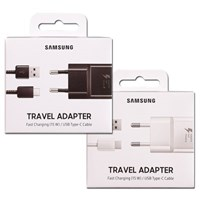 삼성 15W 고속 여행용 충전기 EP-TA20 C타입 케이블 포함