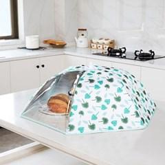 투명창 보온밥상보(트로피칼)