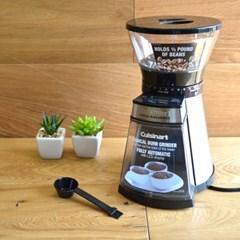 [쿠진아트] 18단계 분쇄 조절 커피 원두 그라인더 CBM-18NKR