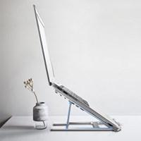 에드렛 알루미늄 노트북받침대 거치대 6스텝 TJ-W03