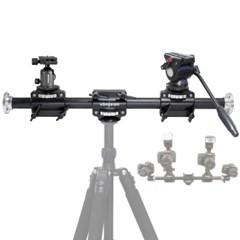 본젠 KV-381 유니버셜 크로스 익스텐션 암 + 카메라 헤드 SET