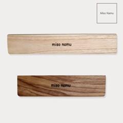 [미소나무] 원목 키보드 손목받침대