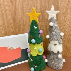 눈사람 산타 인테리어 미니 트리 소품 크리스마스