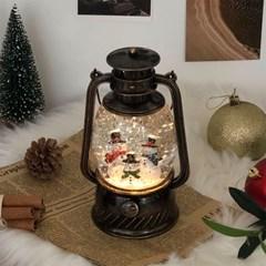 크리스마스 랜턴 led 오르골