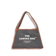 [monchouchou] The Canvas Bag_Charcoal