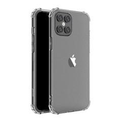[Ultimate+] 얼티밋 에어 프로텍션 클리어 케이스 아이폰12 시리즈