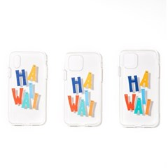 HAWAII RAINBOW EYE IPHONE CASE (X/XS, 11PRO, 11PRO MAX)
