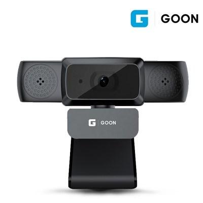 G-GOON GPRO-QHD800 4K 웹캠 PC카메라 화상캠 유튜브