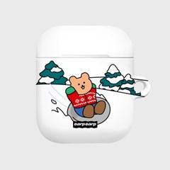 Snow sliding covy(Hard air pods)_(1705384)