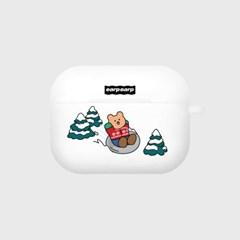 Snow sliding covy-white(Air pods pro)_(1705376)