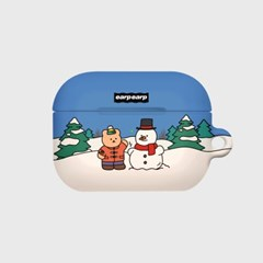 Covy and snowman(Hard air pods pro)_(1705373)