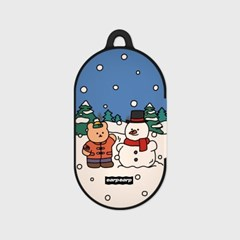 Covy and snowman(Buds hard case)_(1705359)