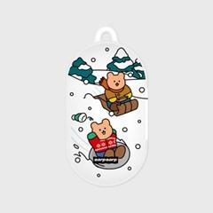 Snow sliding covy(Buds hard case)_(1705356)